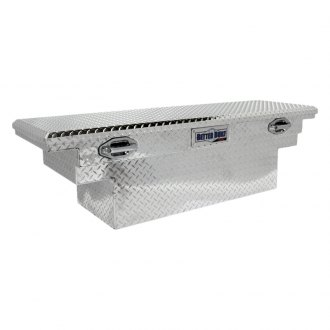 Better Built® - SEC Series Low Profile Crossover Single Lid Tool Box with Stair Notches