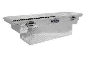 Better Built® - SEC Series Low Profile Crossover Single Lid Tool Boxes with Stair Notches