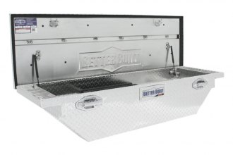 Better Built® - SEC Series Wedge Low Profile Crossover Single Lid Tool Boxes