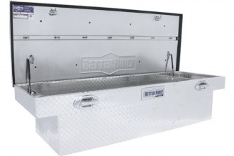 "Better Built® 79011002 - SEC Series 71"" Low Profile Crossover Single Lid Tool Box"