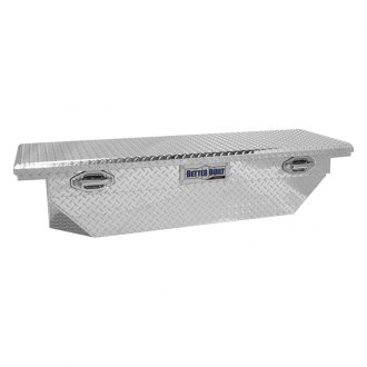 Better Built® - SEC Series Corner Notches Low Profile Single Lid Crossover Tool Box