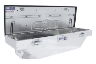 Better Built® - SEC Series Crossover Single Lid Tool Boxes with Corner Notches