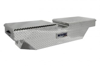 Better Built® - SEC Series Crossover Double Lid Tool Boxes with Corner Notches