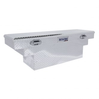 Better Built® - SEC Series Deep Single Lid Crossover Tool Box with Stair Notches