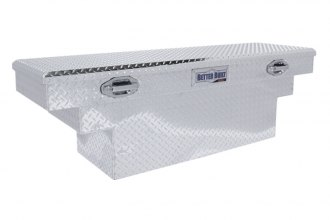 Better Built® - SEC Series Deep Crossover Single Lid Tool Boxes with Stair Notches