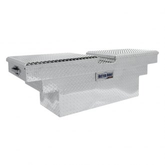 Better Built® - SEC Series Deep Dual Lid Gull Wing Crossover Tool Box with Stair Notches
