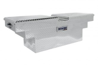 Better Built® - SEC Series Deep Crossover Double Lid Tool Boxes with Stair Notches