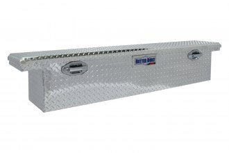 Better Built® - SEC Series Wedge Slimline Single Lid Tool Boxes