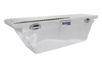 Better Built® - SEC Series Wedge Deep Low Profile Crossover Single Lid Tool Boxes