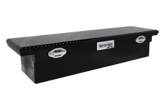 Better Built® - SEC Series Low Profile Crossover Single Lid Tool Boxes
