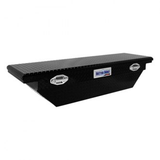 Better Built® - SEC Series Low Profile Wedge Single Lid Crossover Tool Box