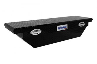 "Better Built® 79211001 - SEC Series 61.5"" Low Profile Crossover Single Lid Tool Box"