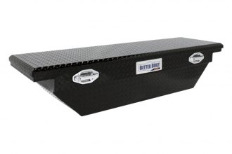"Better Built® - SEC Series 63"" Wedge Low Profile Crossover Single Lid Tool Box"