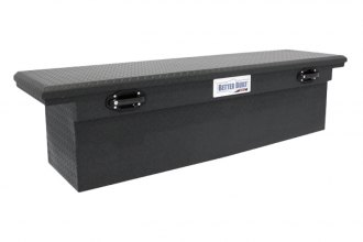 "Better Built® - SEC Series 71"" Low Profile Deep Crossover Single Lid Tool Box"