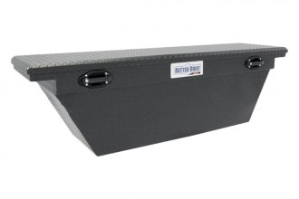 "Better Built® - SEC Series 69"" Wedge Low Profile Deep Crossover Single Lid Tool Box"