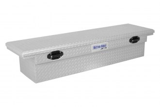 "Better Built® - SEC Series 69"" Low Profile Crossover Single Lid Tool Box"