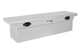 "Better Built® - SEC Series 69"" Wedge Low Profile Crossover Single Lid Tool Box"