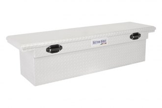 Better Built® - SEC Series Deep Low Profile Crossover Single Lid Tool Boxes