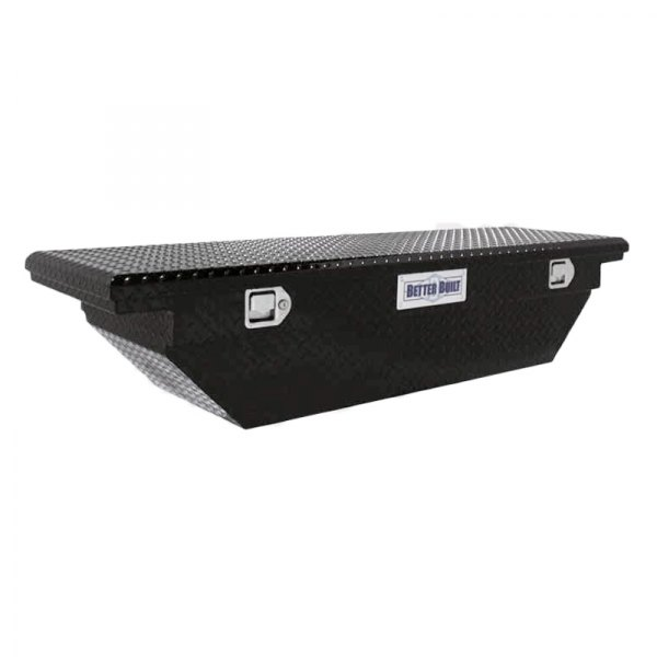 Better Built Slimline Crown Series Low Profile Single Lid Crossover Tool Box NEW