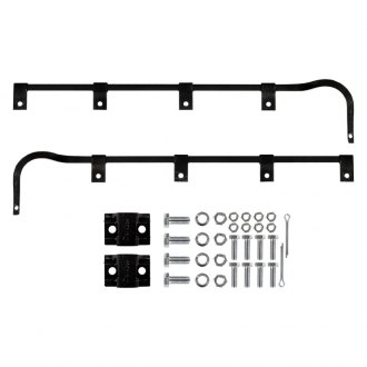 Betts HD® - Straight Rigid Square Bar Type Mud Flap Hanger Kit
