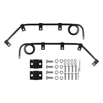 Betts HD® - Angled Coiled Square Bar Type Mud Flap Hanger Kit