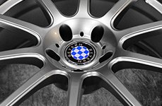 BEYERN® - BAVARIA Silver Wheels
