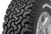 BFGOODRICH® - ALL-TERRAIN T/A KO Tire Close-Up
