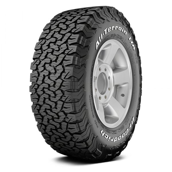 bfgoodrich all terrain t a ko2 with white lettering tires. Black Bedroom Furniture Sets. Home Design Ideas