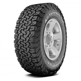 BFGOODRICH® - ALL-TERRAIN T/A KO2 WITH WHITE LETTERING