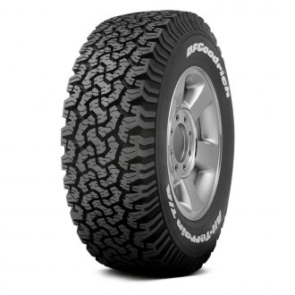 BFGOODRICH® - ALL-TERRAIN T/A KO WITH WHITE LETTERING