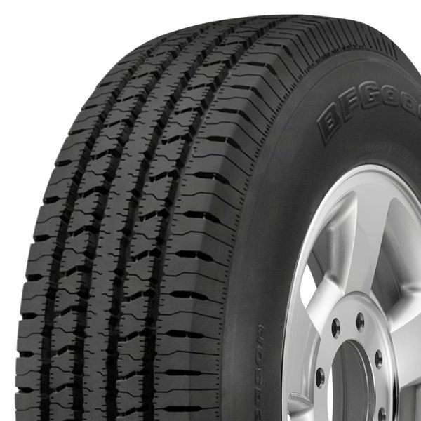BFGOODRICH® - COMMERCIAL T/A 2 Tire Protector Close-Up