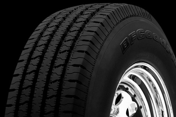 BFGOODRICH® - COMMERCIAL T/A A/S Tire Protector Close-Up