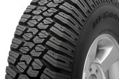 BFGOODRICH® - COMMERCIAL T/A TRACTION Tire Close-Up