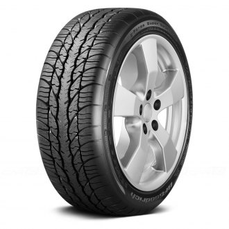 BFGOODRICH® - G-FORCE SUPER SPORT A/S Tire Protector Close-Up