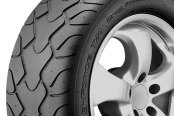 BFGOODRICH® - G-FORCE T/A DRAG RADIAL Tire Close-Up