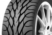 BFGOODRICH® - G-FORCE T/A KDW Tire Close-Up