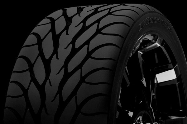BFGOODRICH® - g-Force T/A KDWII Tire Protector Close-Up