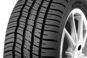 BFGOODRICH® - G-FORCE T/A KDWS Tire Close-Up