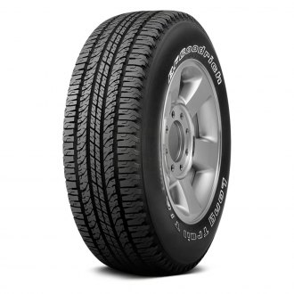 BFGOODRICH® - LONG TRAIL T/A TOUR Tire Protector Close-Up