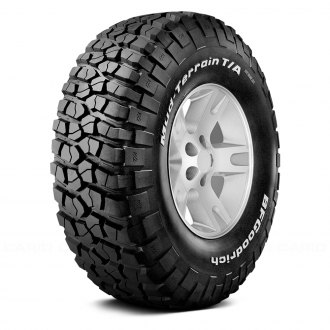 BFGOODRICH® - MUD-TERRAIN T/A KM2 WITH WHITE LETTERING