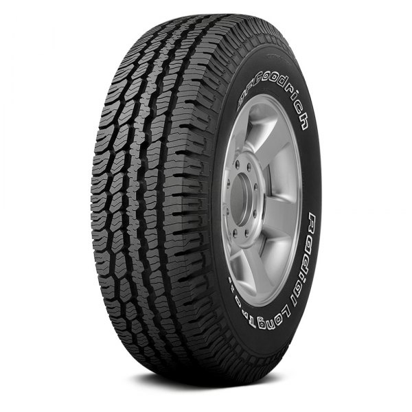 BFGOODRICH® - RADIAL LONG TRAIL T/A Tire Protector Close-Up
