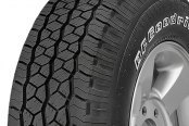 BFGOODRICH® - RUGGED TRAIL T/A Tire Close-Up