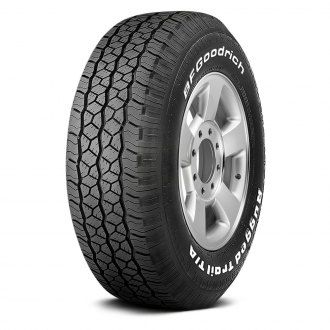 BFGOODRICH® - RUGGED TRAIL T/A WITH WHITE LETTERING