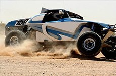 BFGOODRICH® - Baja T/A Tires on Trophy Truck