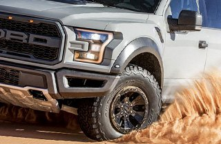 BFGOODRICH® - Tire On Ford F150