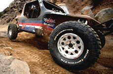 BFGOODRICH® - Mud Terrain T/A KM2 Tires on Buggy