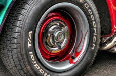 BFGOODRICH® - Radial T/A Tires on Car