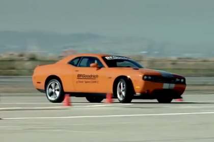 BFGOODRICH® G-FORCE SPORT COMP 2 Dry Autocross (HD)