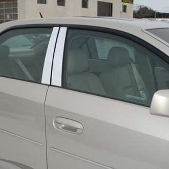 B&I® - Chrome Pillar Posts