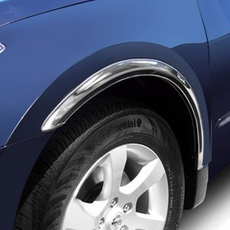 B&I® - Bolt-On Full Length Fender Trim (4 Pieces)